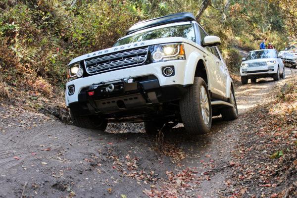 Land Rover Leadership